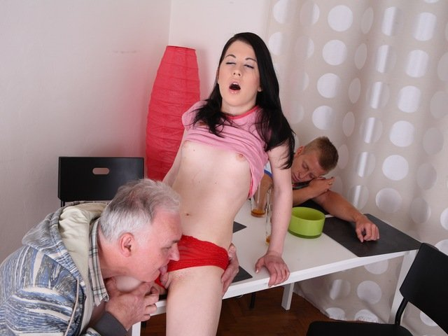 Tiny eat grandpa cum sex galleries free gay