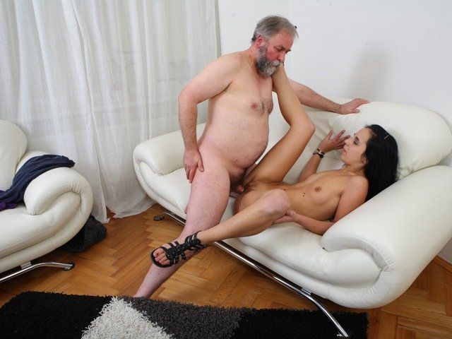 Young babe and old guy porn, moving sexy stephanie from lazy town porn gif